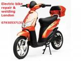 Electric  scooter, bike, moped  100 miles  for  6 pens Tel   07930537131