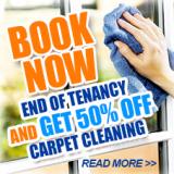 End of tenancy cleaning Putney #1