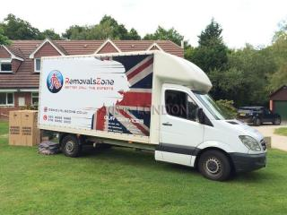Full Home and Office Removals Services in London or Man and Van Hire #1