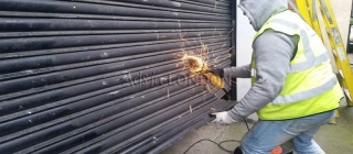Emergency Shutter Repair in London