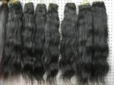 Indian remy hair extensions, U-Tip keratin hair blonde color
