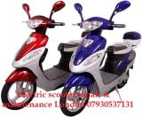 Electric scooter repair, service, maintenance, welding  London