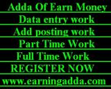 Earn online by data entry job Without any investment