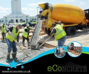 Ready Mix Concrete Suppliers in London