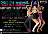 WEEKLY ZUMBA FITNESS CLASSES IN STRATFORD E15 EAST LONDON NEWHAM