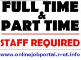 Staff needed for simple online form filling. Start today.