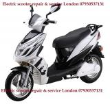 Electric bike repair and welding London  East London, Central London