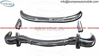 Mercedes 300sl bumper kit ( ) stainless steel