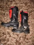 ASHMAN MOTORCYCLE BOOTS  SIZE 9  £35.00  07500 683179