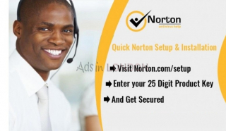Norton.com/setup - How to Download and Install Norton on a Computer