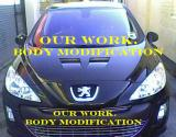 Car body repair, accident repair,  modification, classic restoration.