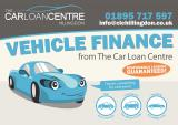Car Finance, No Credit Scoring