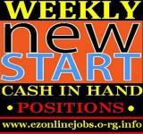 URGENT Part/Time CASH Jobs, Start Today