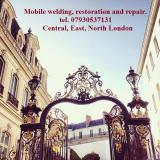 Mobile welding, restoration, repair  Welder, engineer  LONDON