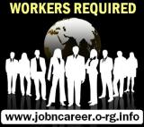Full & Part Time Workers Needed Urgent