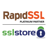 Buy RapidSSL Certificate to secure your website with https at $10.79/y