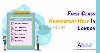 Get College Assignment Help in London at Ease