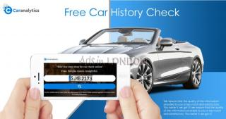 Free car history reports in uk