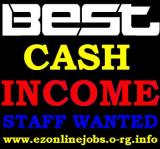 URGENT Cash Vacancies, Great Weekly Pay