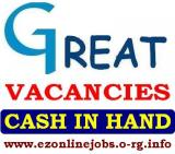 CASH Pay, Part n Full Time Staff Required