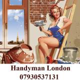 Home and garden help London. Handyman Clapton, Hackney, Islington