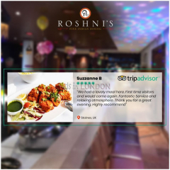 indian restaurant surrey, best indian restaurant surrey - roshni's r