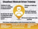 PCO Topographical Assessment Centre - Become a chauffeur/minicab driver