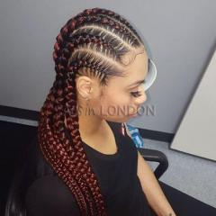 Mobile hairdresser - afro & caribbean hair - braids, twists, cornrows #1