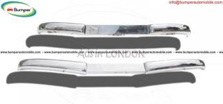 Mercedes  w  vb bumper (1952 – 1953) stainless steel