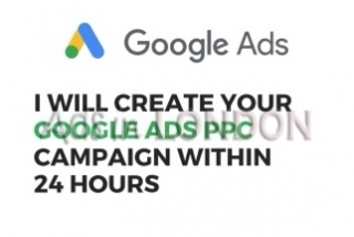 I will set up your google ads ppc campaign & ads in 24 hrs. - get more