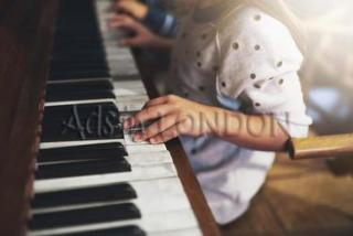 Piano lessons with certified teacher