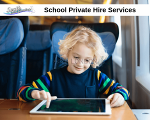 School private hire services - call us