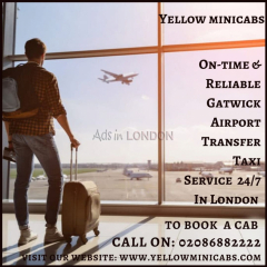 Gatwick airport taxi to bromley - reliable & cost - effective gatwick