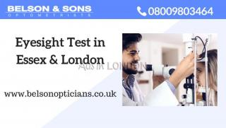 Eyesight Test in London