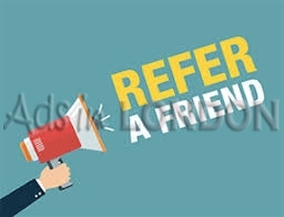 Refer a friend and make £500