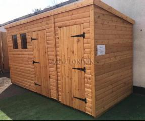 15 x 8 13mm pent shed £950