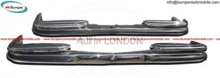 Mercedes w108 bumper kit ( ) stainless steel
