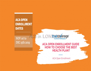 Affordable health insurance-ACA Open Enrollment-Truecoverage
