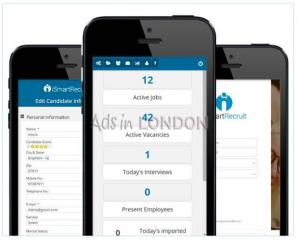 Mobile Recruiting Software For Hire Candidate - iSmartRecruit
