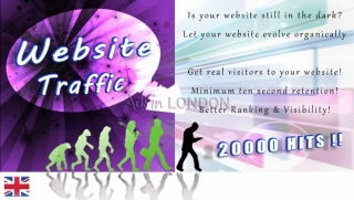 Promote your website to thousands of real people!