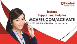 Mcafee.com/activate - McAfee Product Activation Key