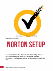 Norton setup - enter product key - just norton setup
