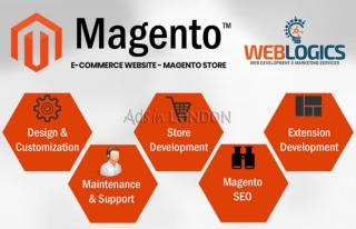 Magento E-Commerce Development – Web-Logics