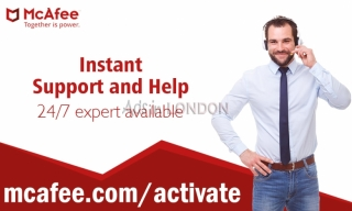 Mcafee.com/activate -  step for download & install mcafee antivirus