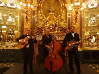 french gypsy jazz band for your event (weeding)