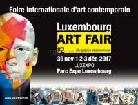 Luxembourg Art Fair - 2ème foire internationale d'art contemporain